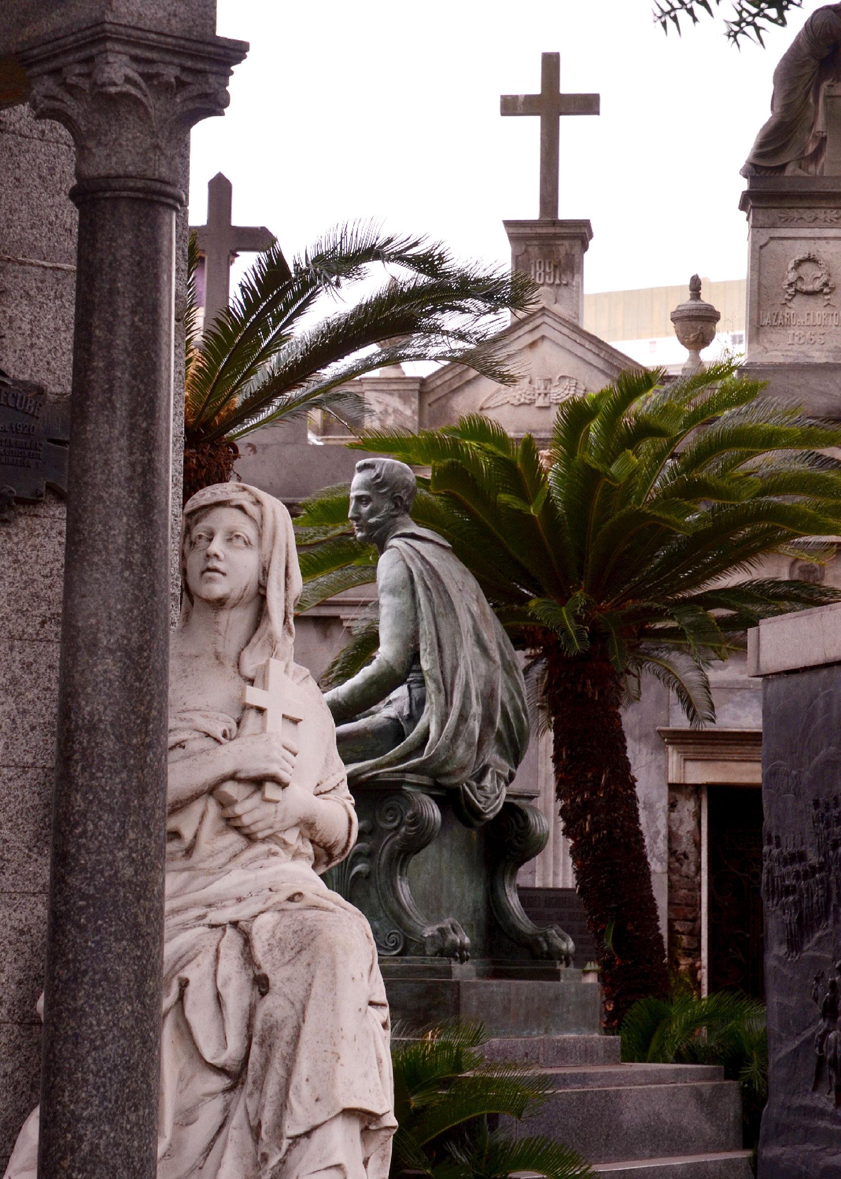 Ricoleta Cemetery Buenos Aires