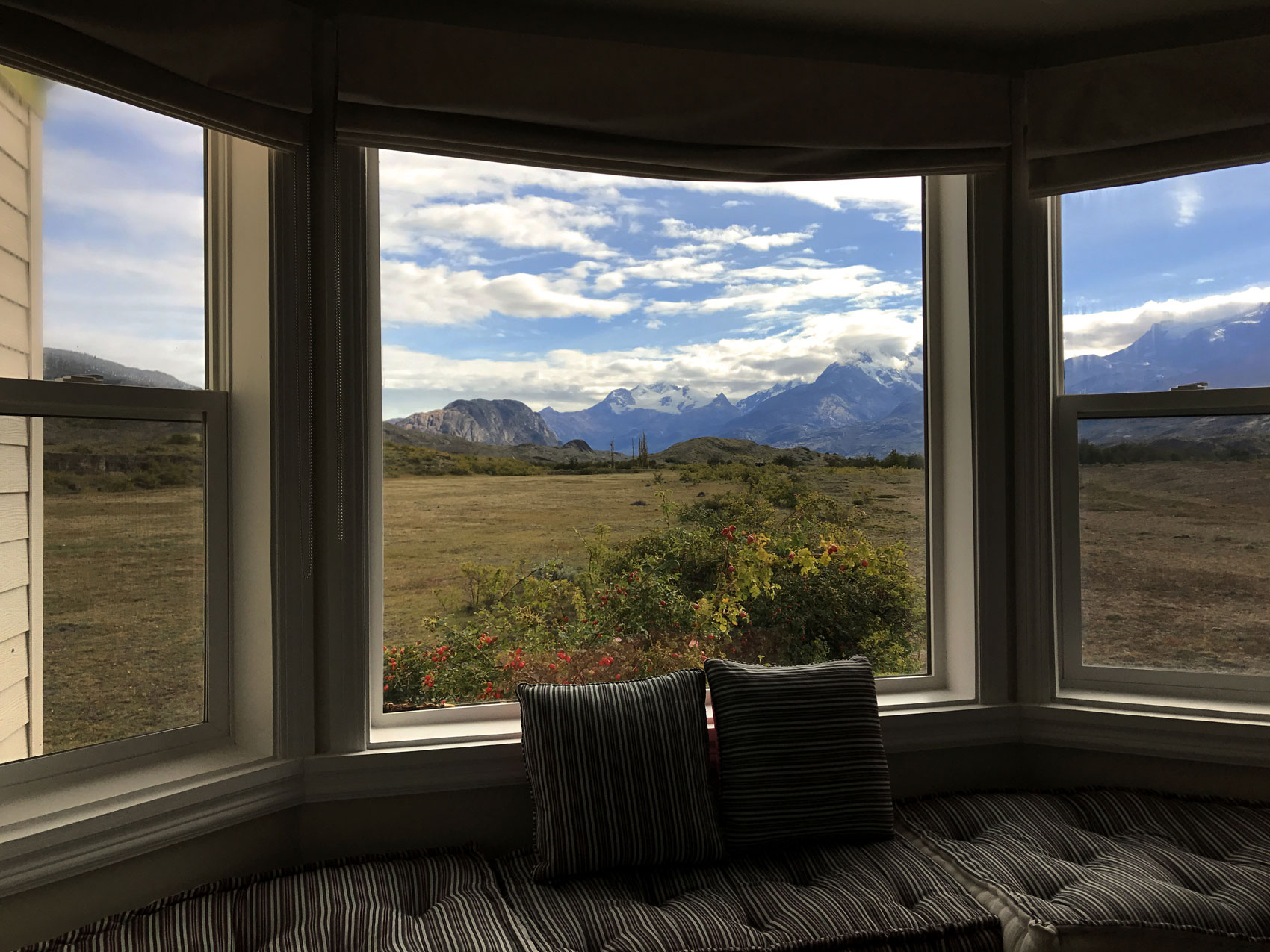 Estancia Cristina Room View Glaciers National Park