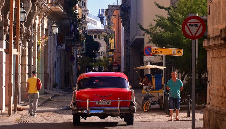 Cuba: Living in the Past – Evolving to the Future.