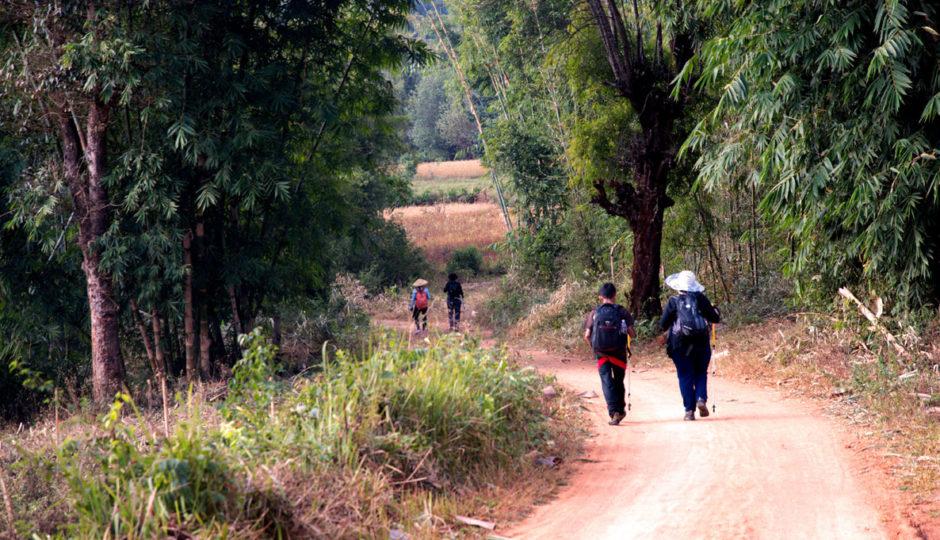 Myanmar – Part 2 – Trekking to Inle Lake