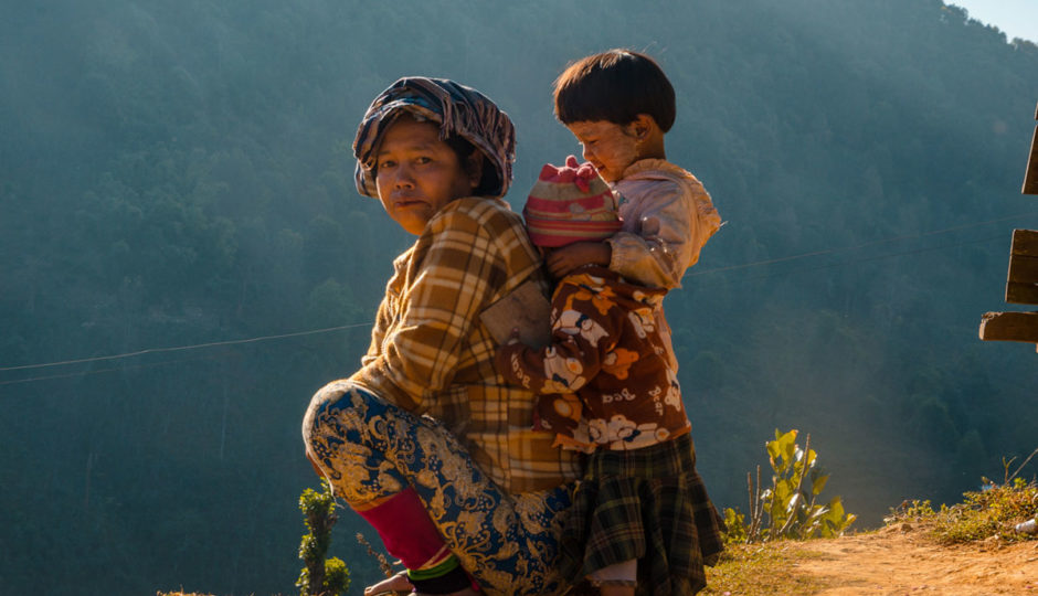 Myanmar – Part 5 – Trekking By Hsipaw
