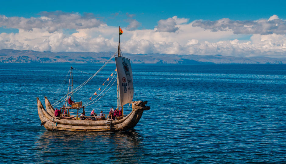 Lake Titicaca – Copacabana and Puno