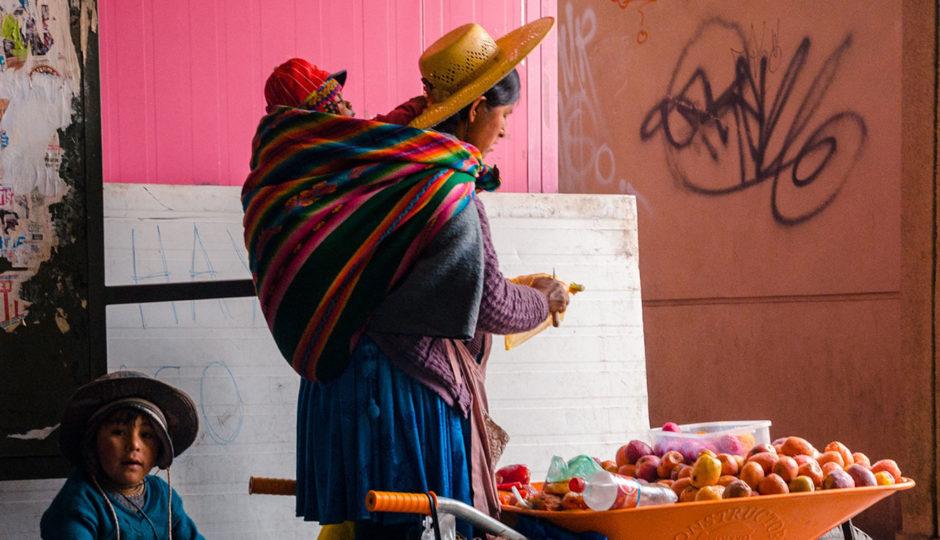 Bolivia – Part 1 – La Paz