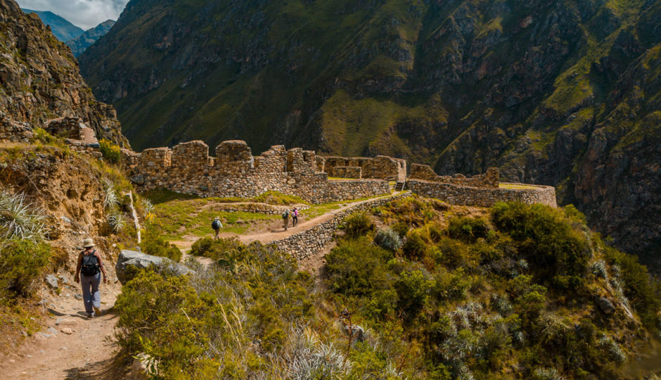 Peru – Part 2 – Inca Trail to Machu Picchu