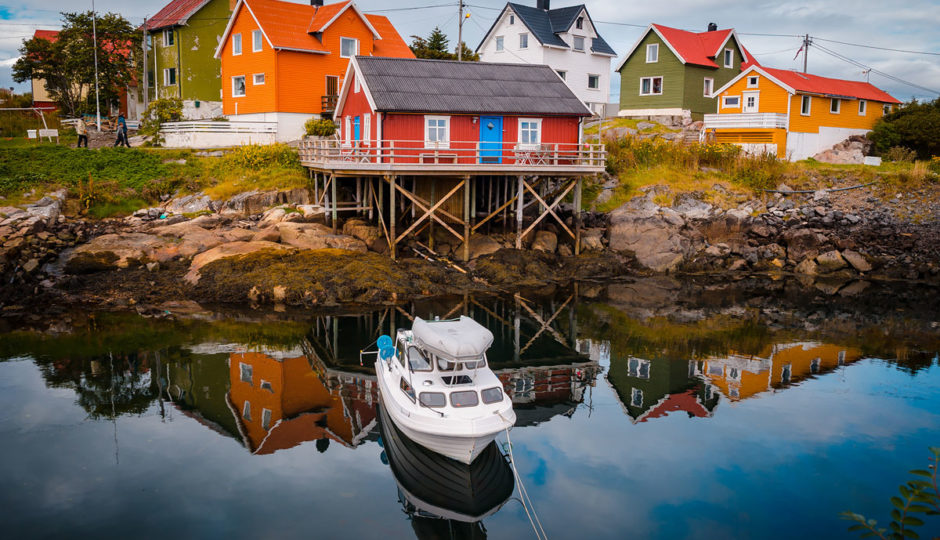 Norway – Part 1 – Tromsø & the Lofoten Islands