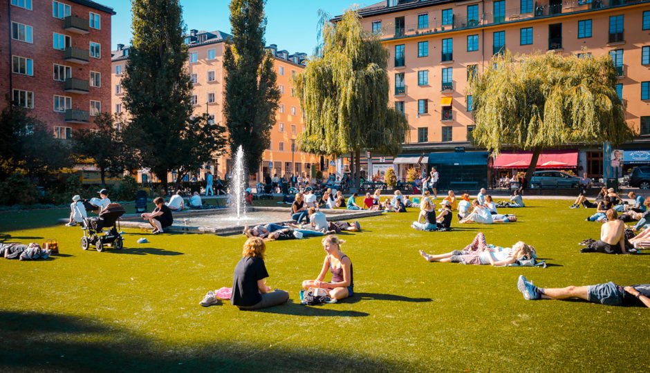 Stockholm – Capital of Sweden
