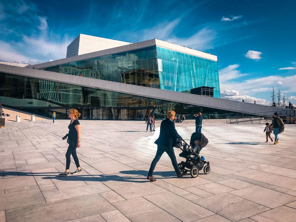 Norway – Part 2 - Oslo - Exploring Ed