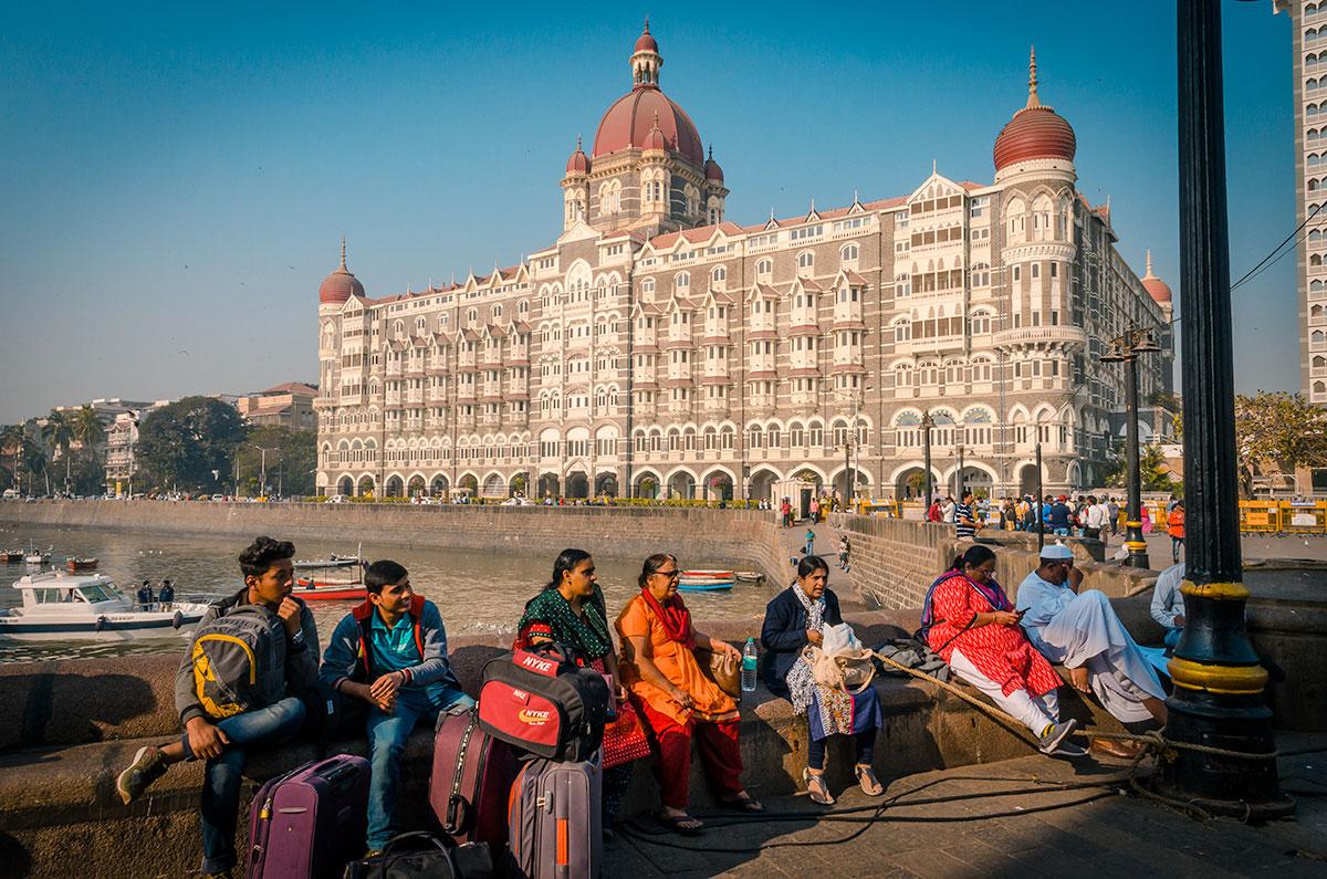 Taj Mahal Palace Hotel - Mumbai
