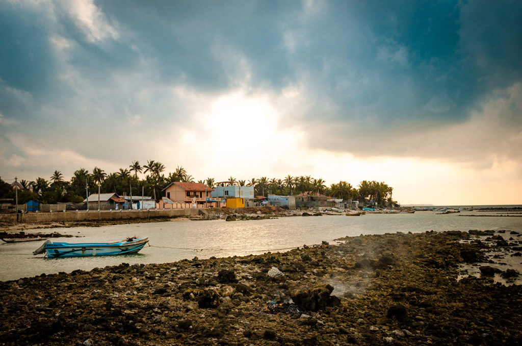 Point Pedro Fishing Village - Point Pedro