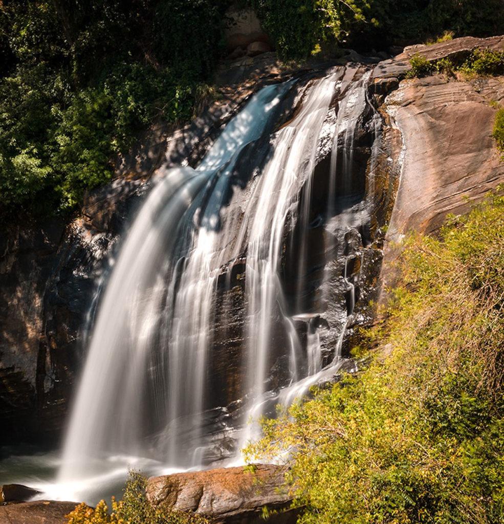 Huluganga Falls - Kandy