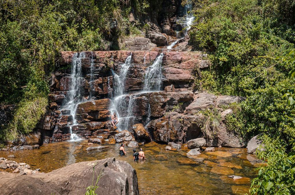 Saree Falls - Kandy