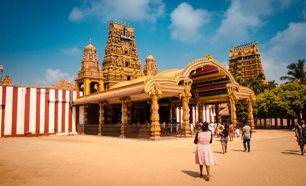 Nallur Kandaswamy Temple - Jaffna City