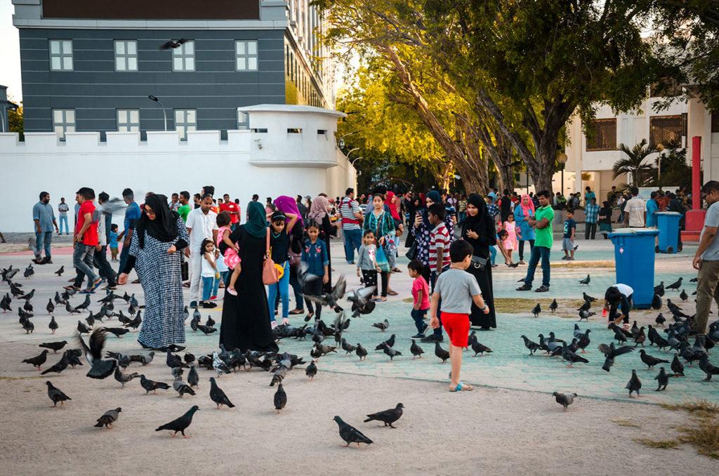 Republic Square - Malé