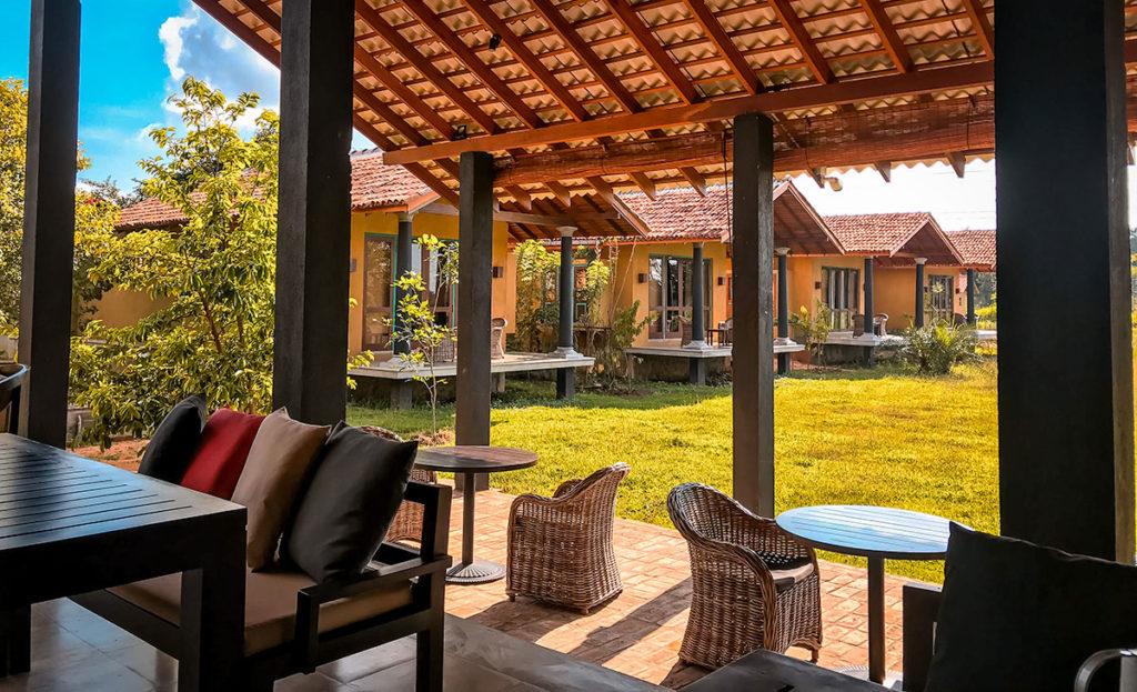 Kumbukgaha Villa Hotelbungalows - Dambulla
