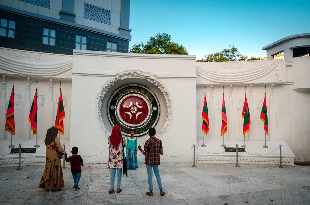 November 3rd Memorial - Malé