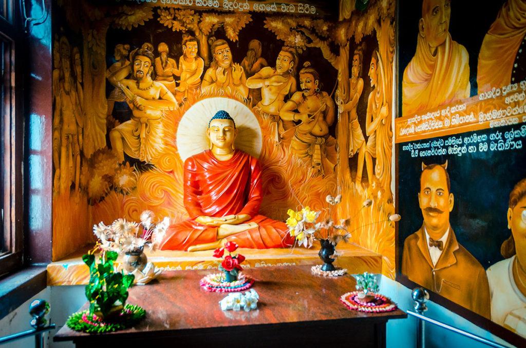 Nagadeepa Purana Vihara – Jaffna