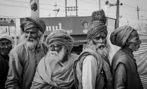 Five Sadhus