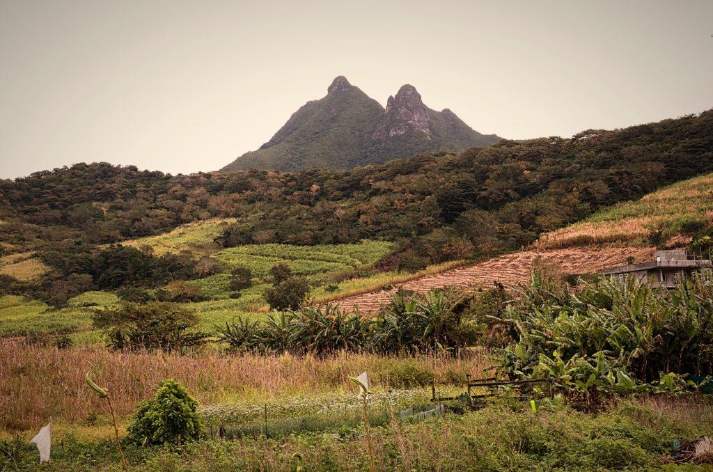 Mauritius East Coast Mountains