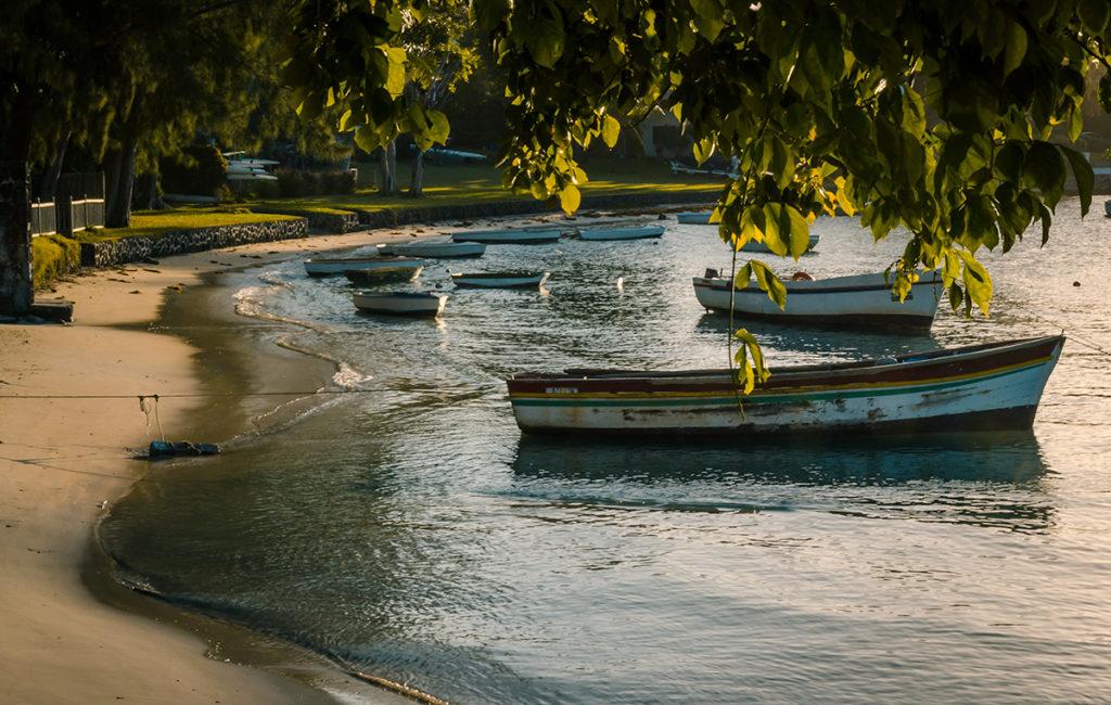 Cape Malheureux Mauritius