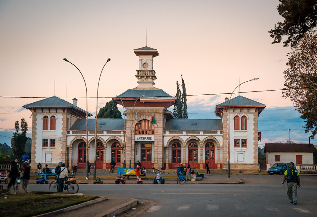 Antsirabe Train Station