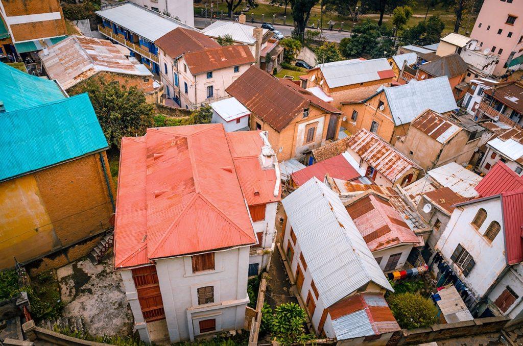 City of Antananarivo