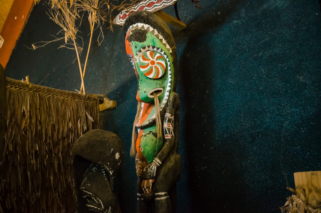 Vanuatu Museum Grade Figure