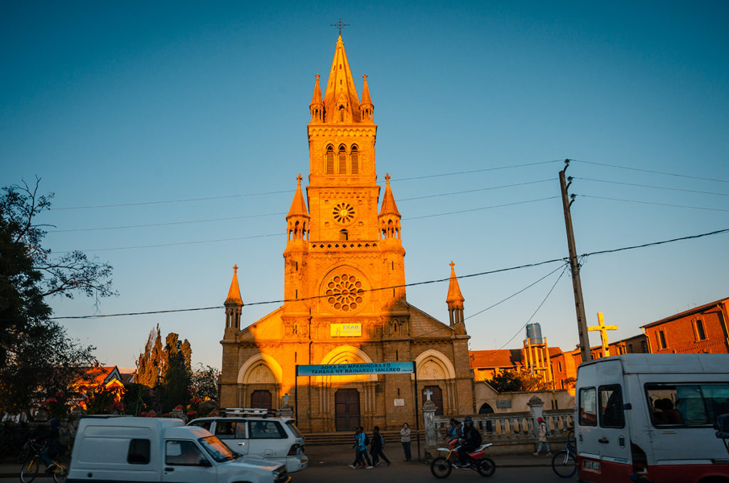 Antsirabe - Notre Dame Cathedral