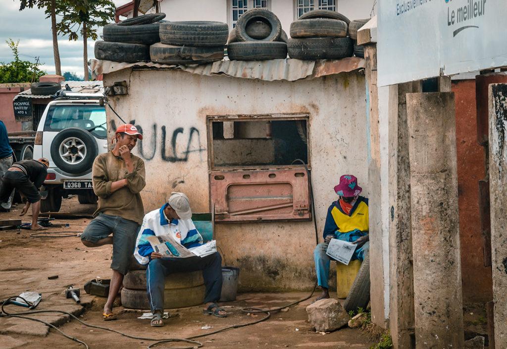 Antananarivo Tire Shop