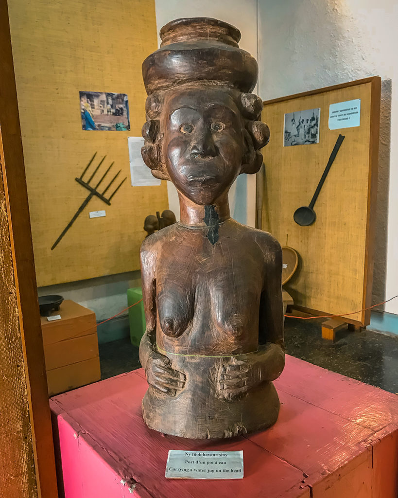 Madagascar Art & Archaeology Museum