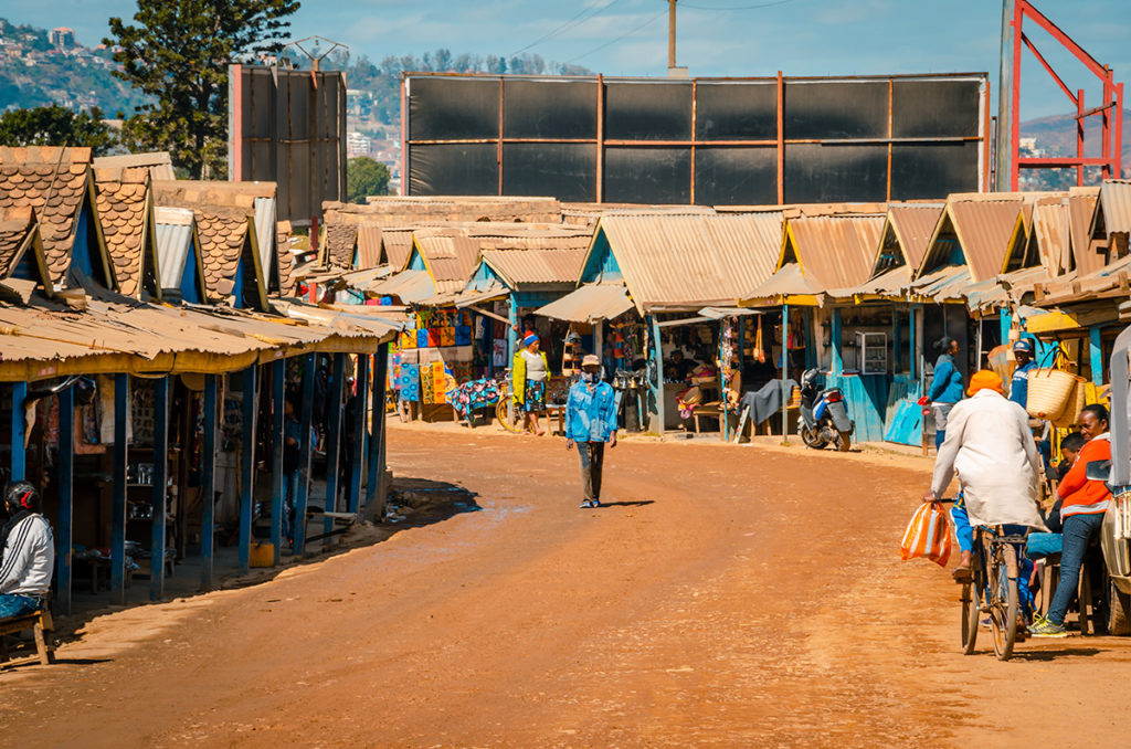 Antananarivo Digue Market