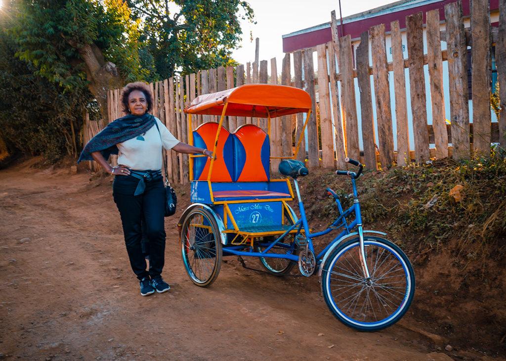 Antsirabe Rickshaw