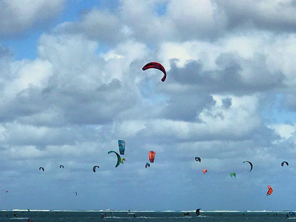 Le Morne Brabant Wind Surfing