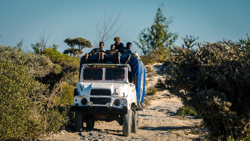 4WD in Madagascar