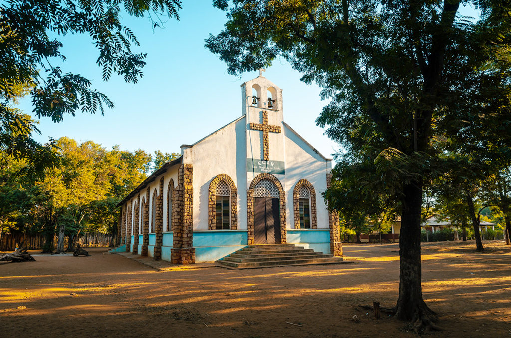 Manja Church Madagascar