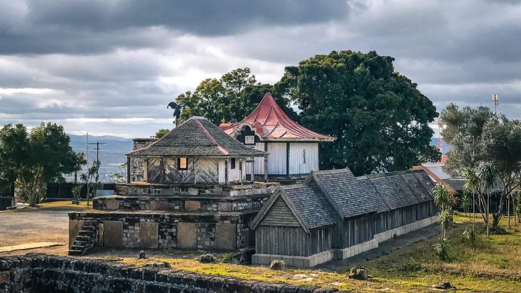 Antananarivo Rova Royal Tombs