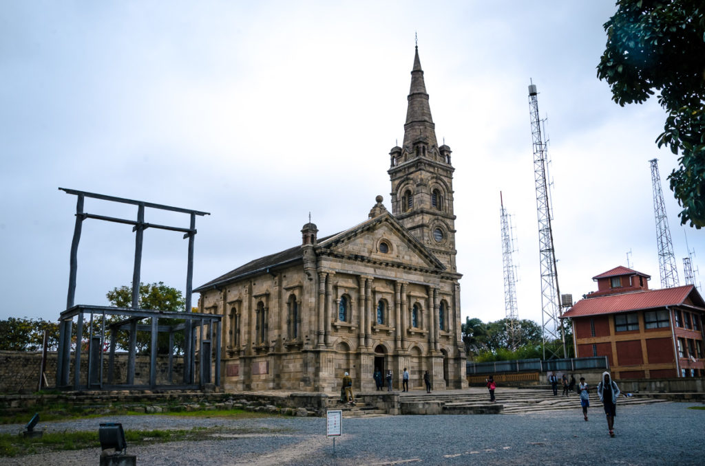 Antananarivo Rova Chapel