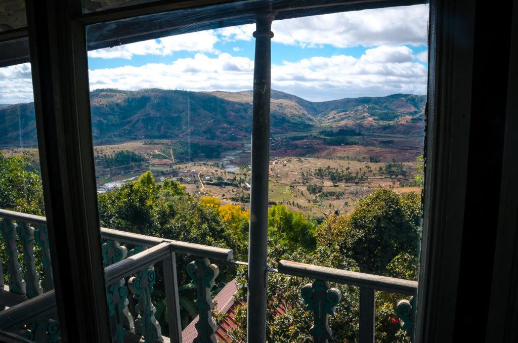 Surrounding Hills of Ambohimanga Madagascar