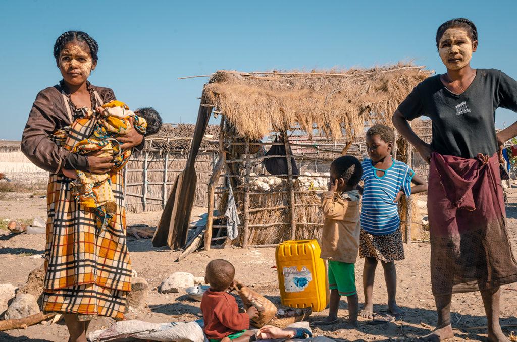 Western Madagascar Village