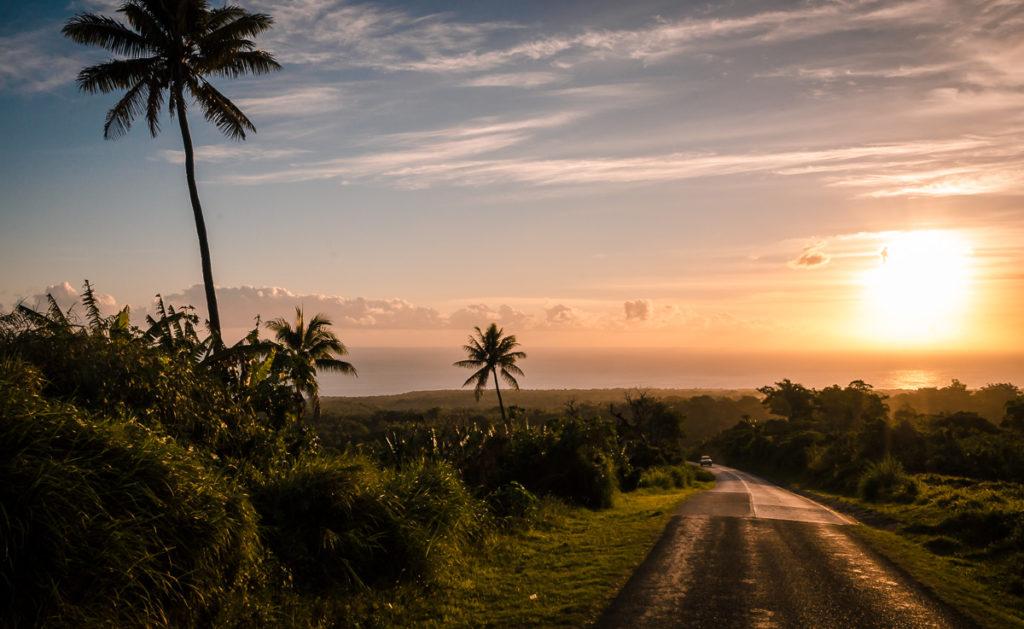 Tanna Cross Island Road