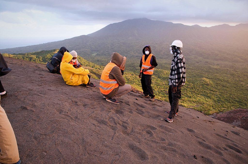 Mt Yasur Guides