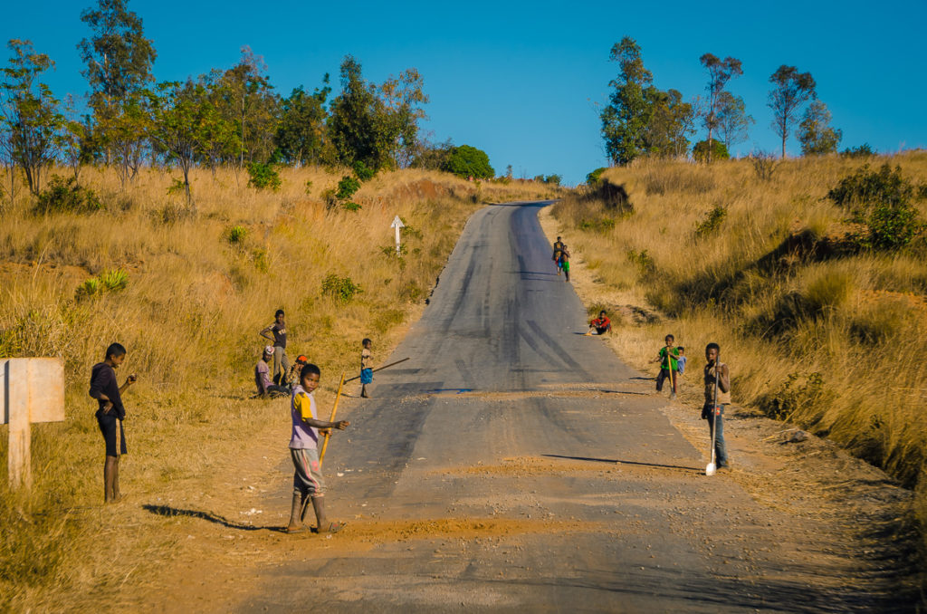 Madagascar Road Scam