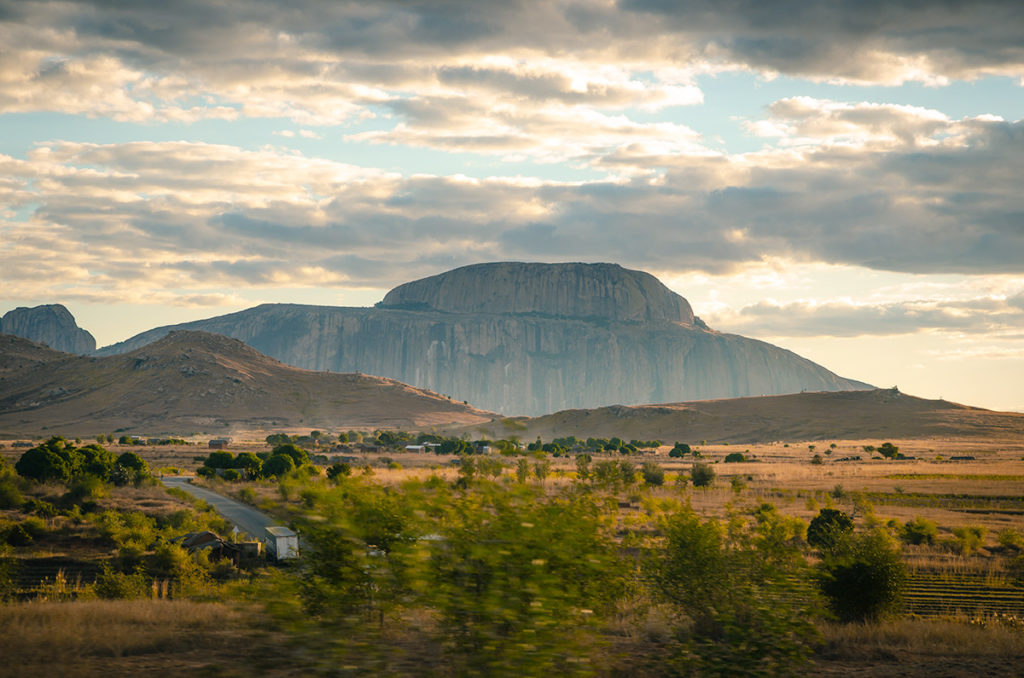 Andringitra Mountain Range