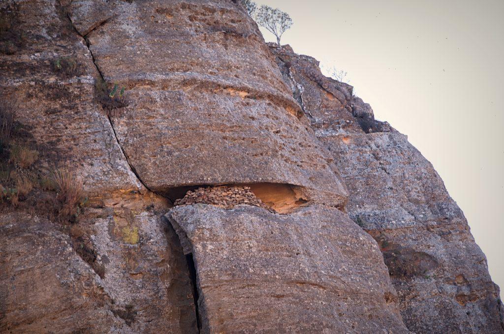 Isalo Tomb