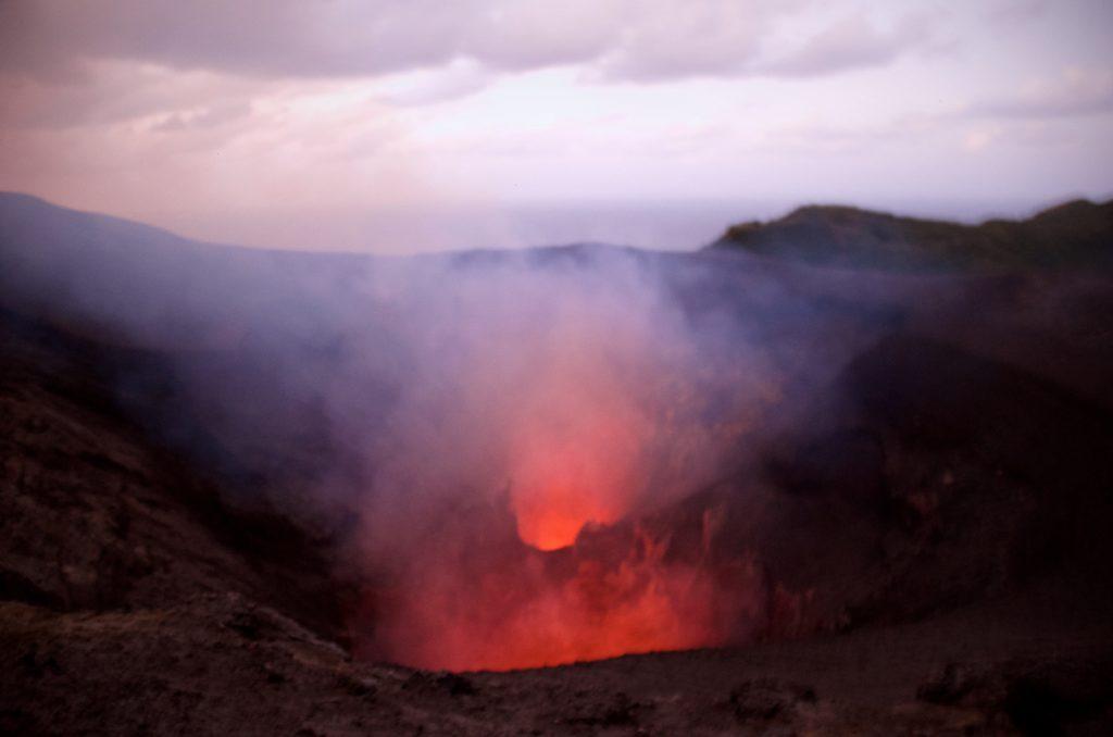 Mt. Yasur Lava