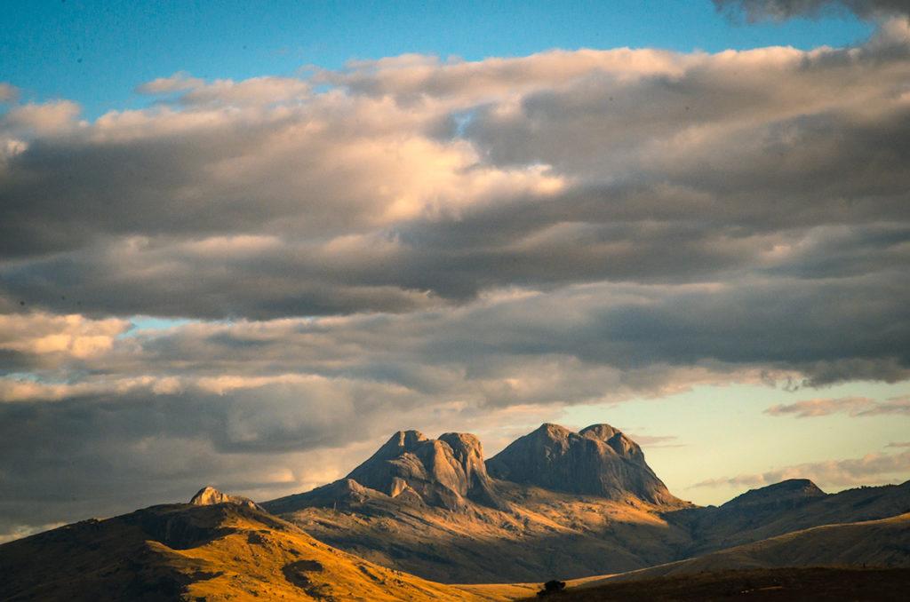 Andringitra Mountain Range Madagascar