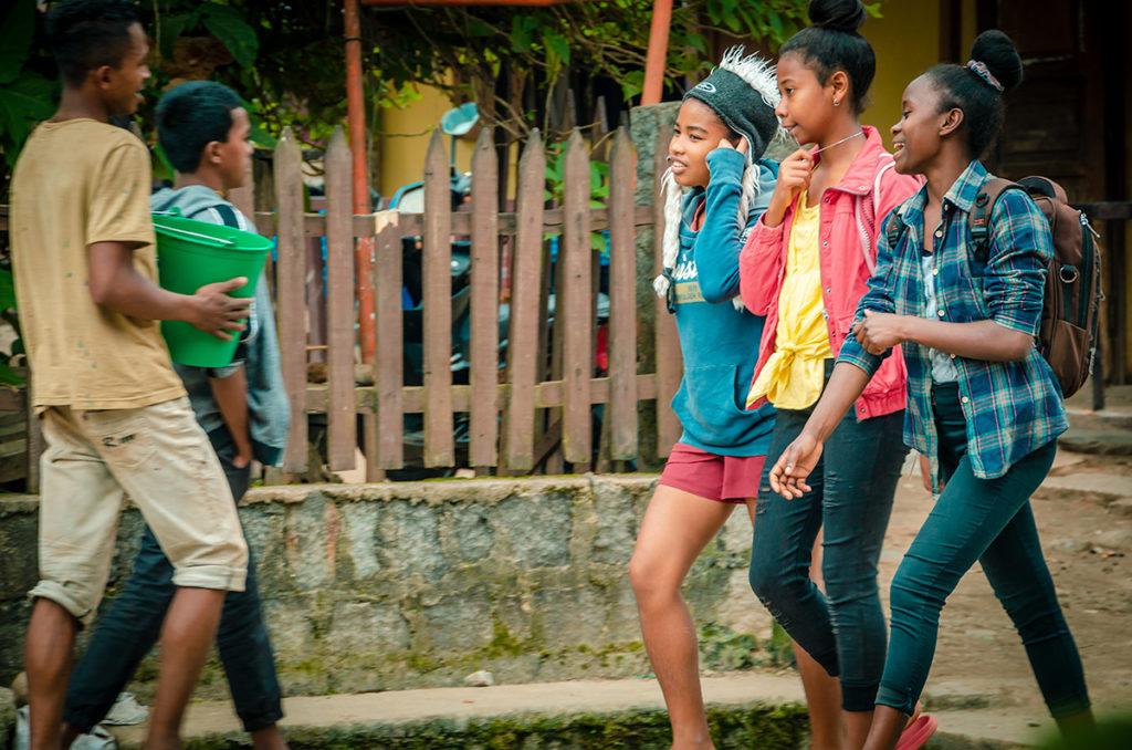 Ranomafana Teenagers