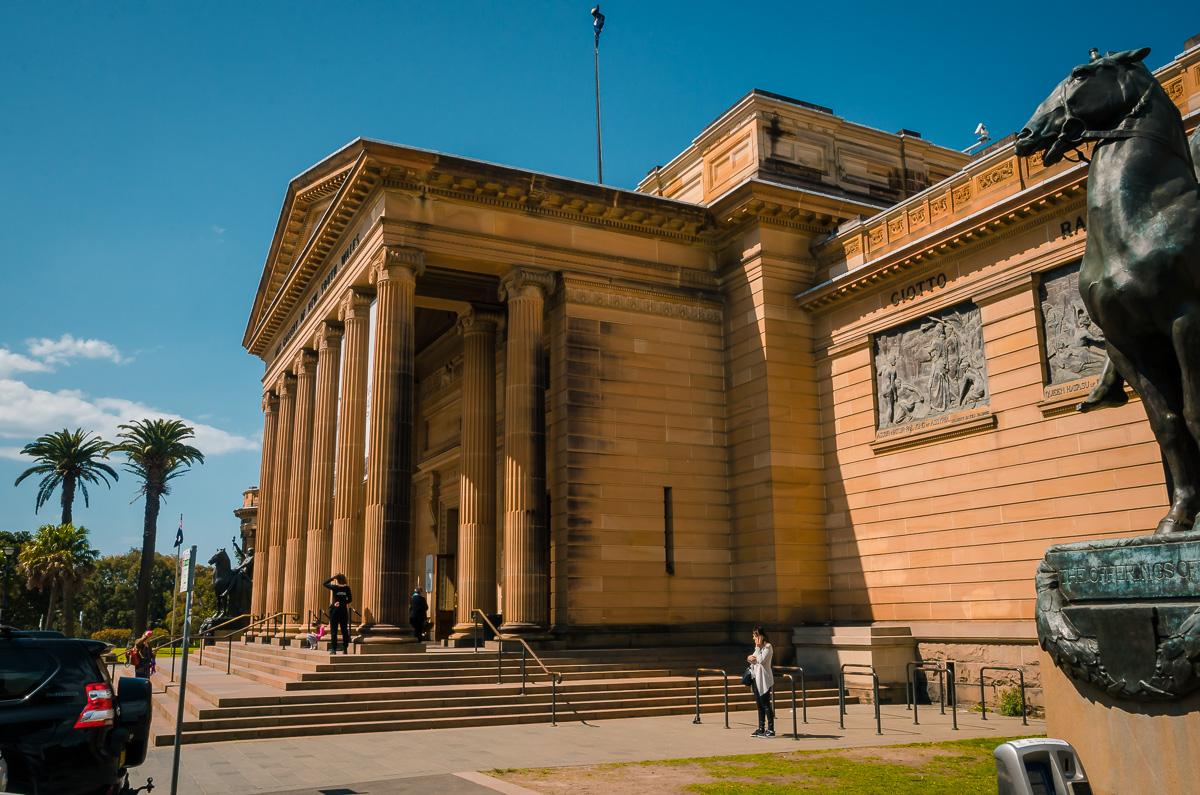 NSW Gallery Exterior