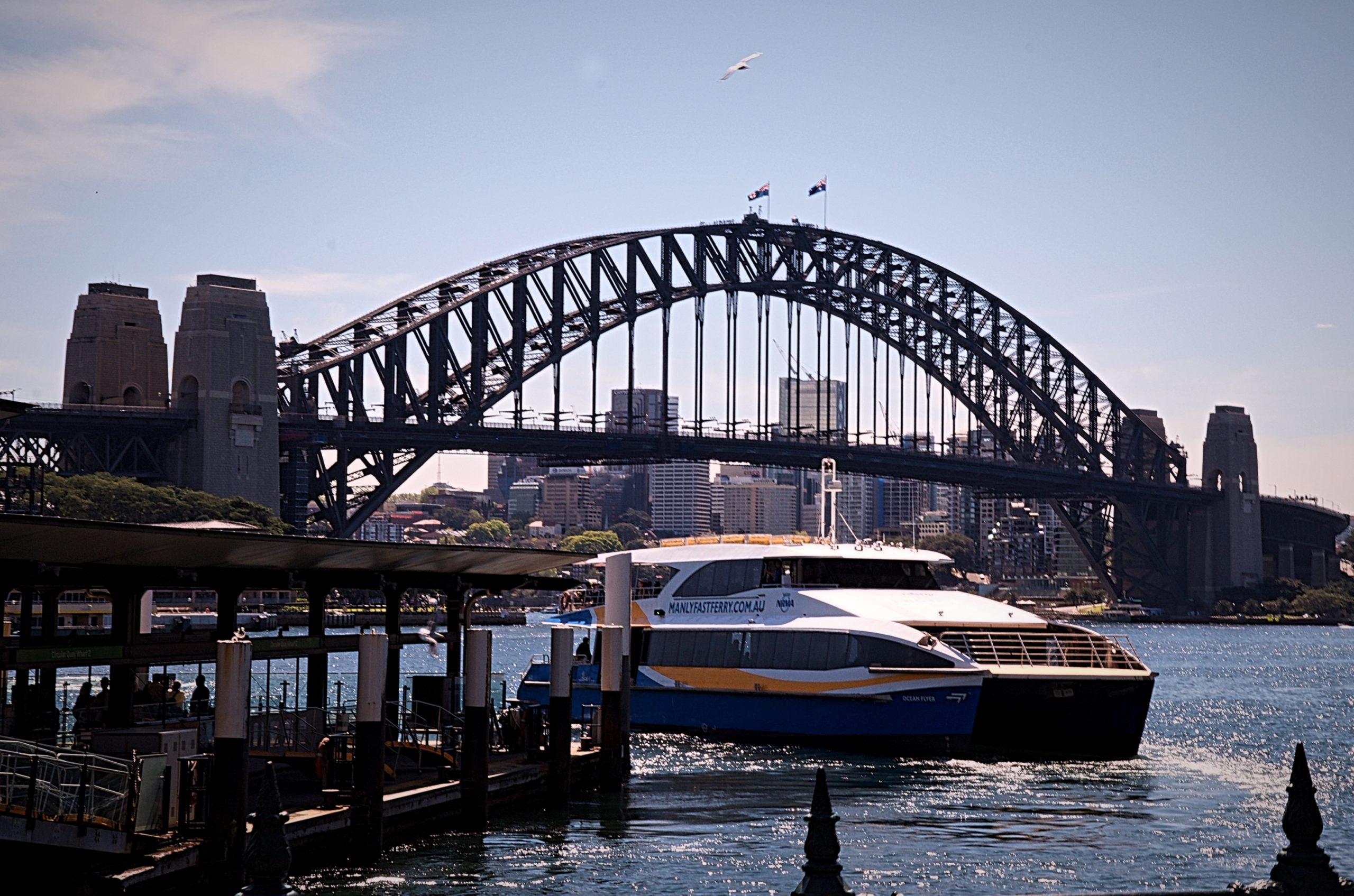 Sydney Harbour Bridge & Ferry