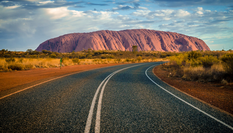 The Red Centre of Australia – Remote, Desolate and Spectacular