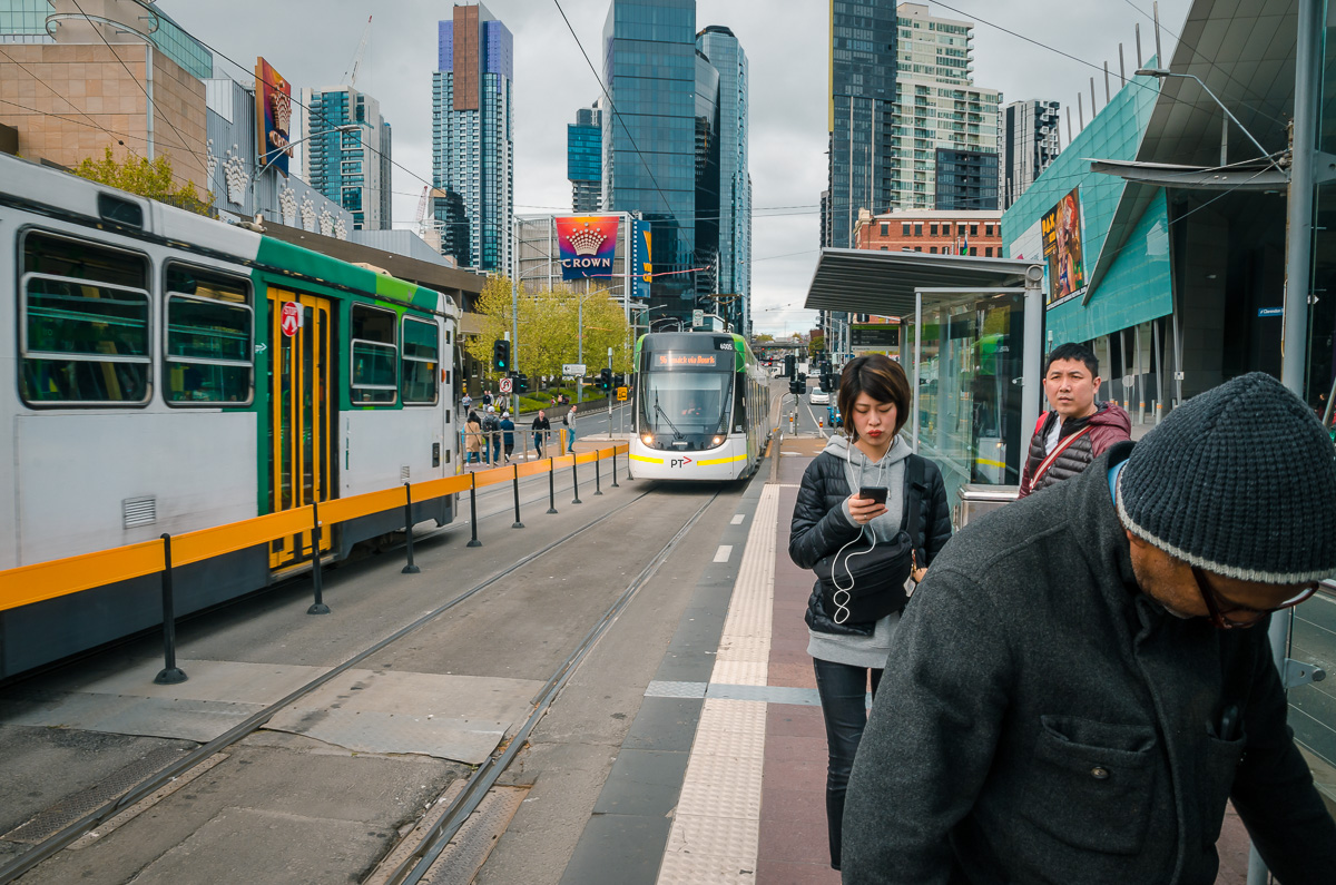 Melbourne City Centre Free Tram
